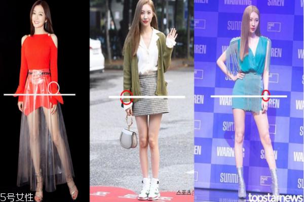 女生身材比例怎么测量 手腕高度测出你是否有长腿