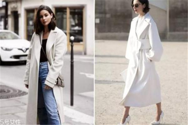 今年大衣流行什么颜色 时尚达人教你选