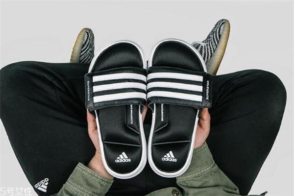 阿迪达斯5g拖鞋测评 今夏最火爆的运动拖鞋