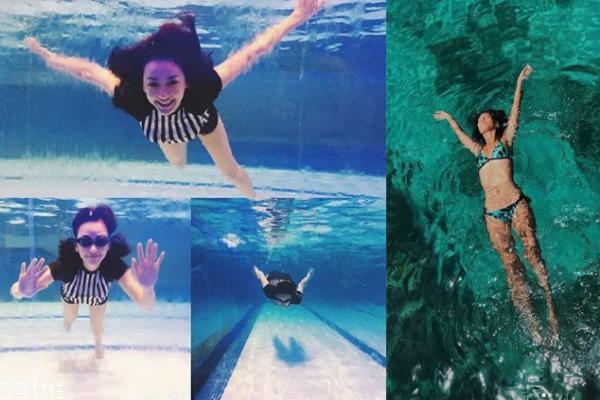 游泳会不会使人变壮 4个方法避免变身金刚芭比
