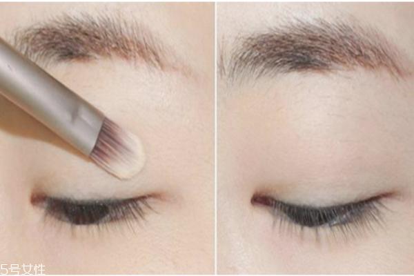 内双眼妆的画法 内双怎么画眼妆 内双大眼妆的画法
