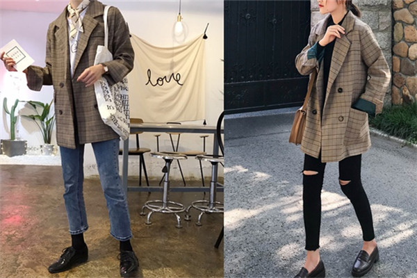 秋冬格纹服装推荐 必入的4款格纹单品