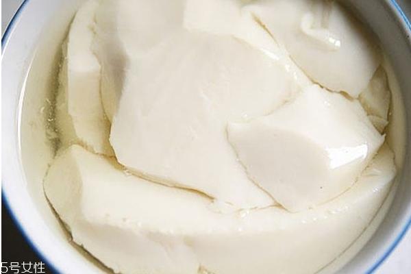豆腐脑怎么凝固 看了就懂了