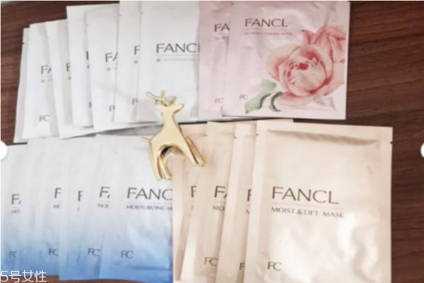 fancl面膜敷多久 fancl面膜价格