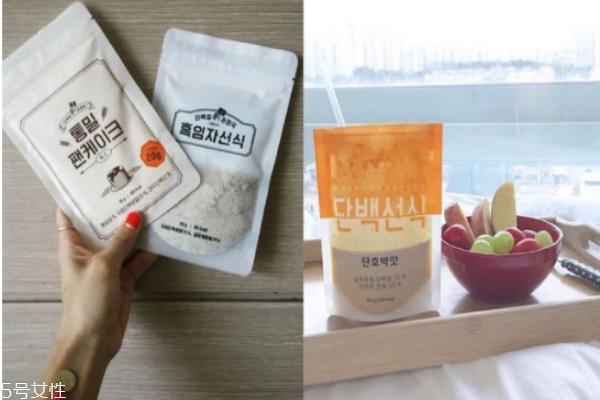 韩国代餐减肥怎么样 韩国时下最流行减肥代餐有哪些