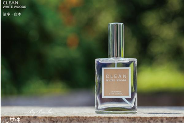 clean香水专柜图片
