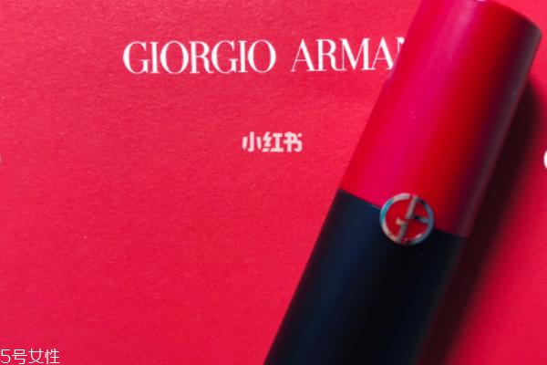 阿玛尼新款哑光口红怎么样 阿玛尼2018秋季新品哑光唇膏