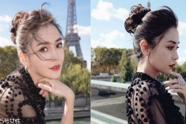 2018巴黎时装周女星发型盘点 李圣经孔孝真发型教程