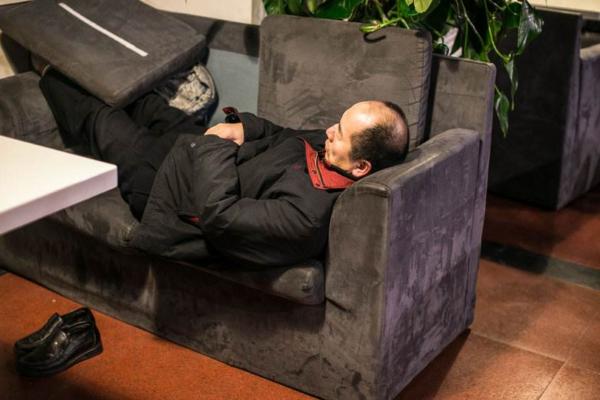 冬季睡眠受天气的影响睡质发生变化