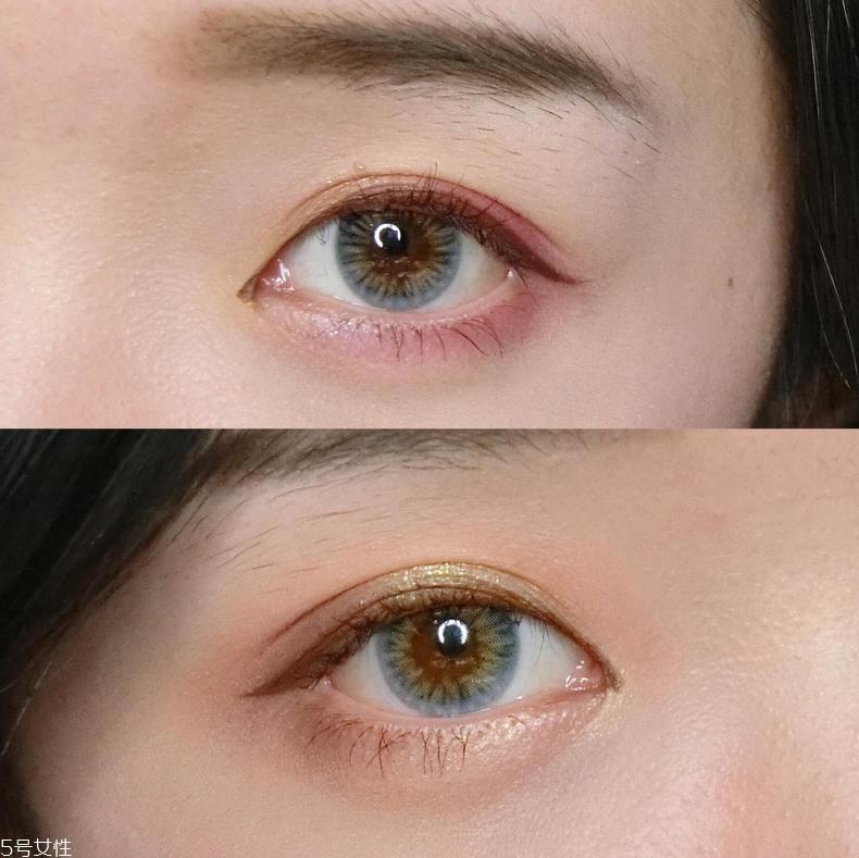 橘朵眼影哪个色好图片