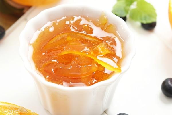 柚子茶热水喝还是凉水 温水是最好的