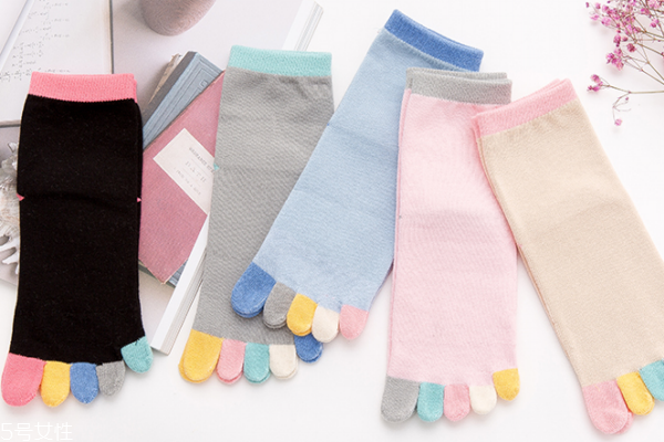 五指袜有什么好处 更有益健康