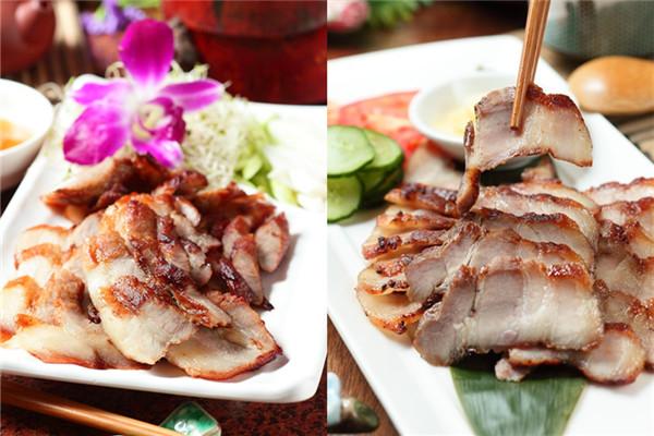 咸猪肉的腌制方法与吃法