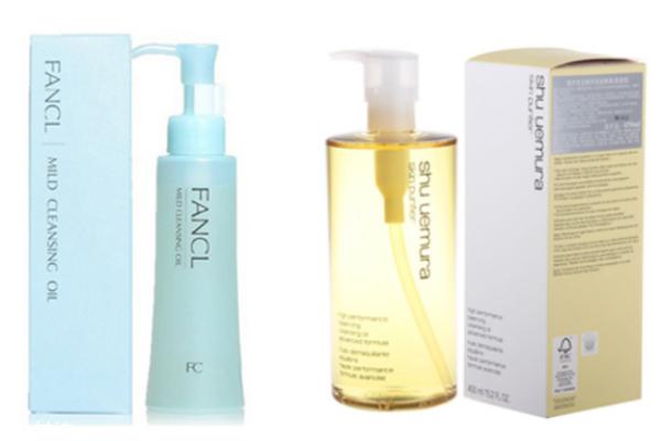 植村秀卸妆油和fancl卸妆油哪个好 两款卸妆油区别对比