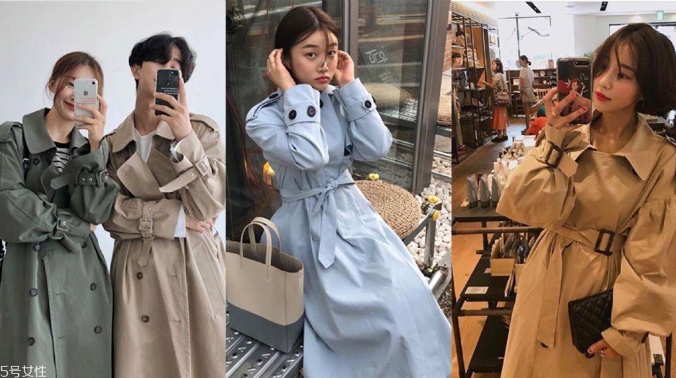 2018秋冬大衣流行趋势 韩妹教你这样穿