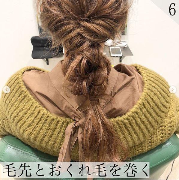 简单的马尾辫扎法9种气质马尾毛阶梯图