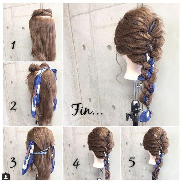 10款简单清爽的女性发型课程