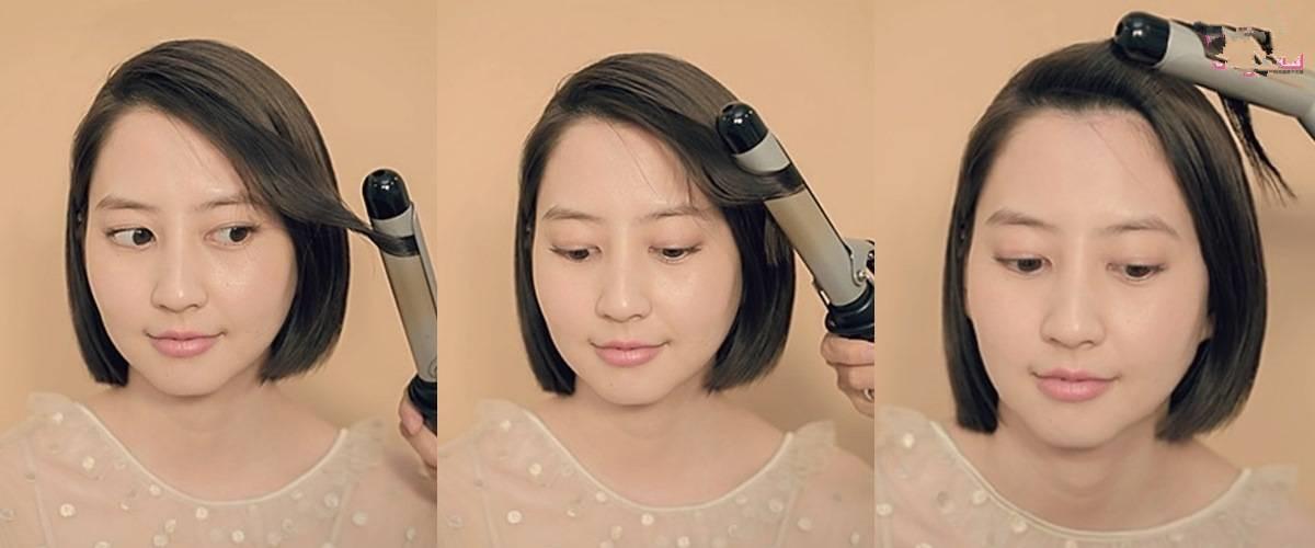 微自然卷发型怎么烫 5款适合秋天的发型