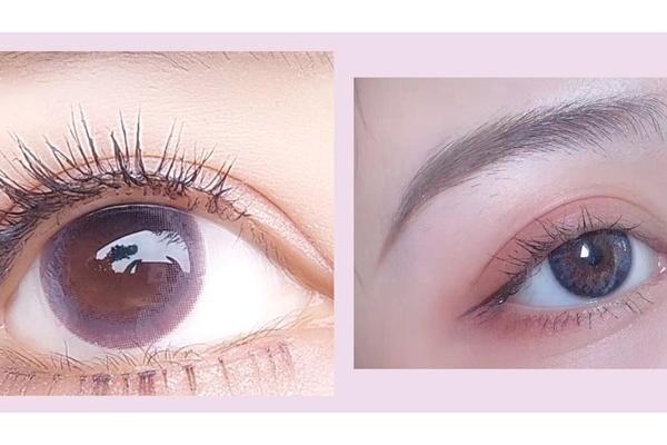 美瞳怎么挑颜色 3种肤色对号入座