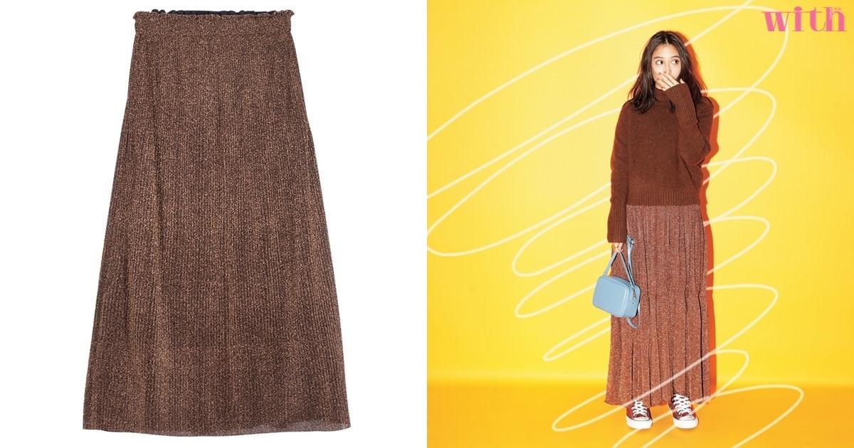 秋季半身长裙搭配图片 享受当季时尚