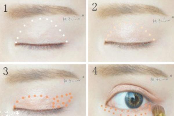 日常生活妆步骤技巧 快速化好妆的方法