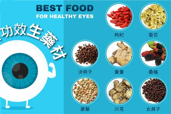 吃什么东西对眼睛有好处 眼睛食补吃什么