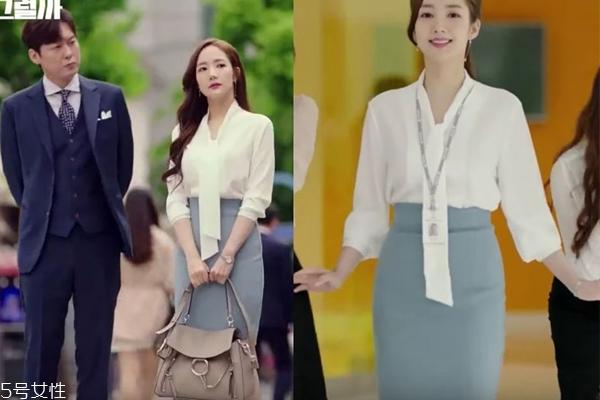 衬衫和包臀裙怎么搭配 4技巧打造时尚都市白领