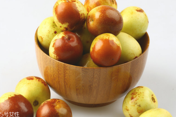 冬枣是热性还是凉性 冬枣和红枣的区别