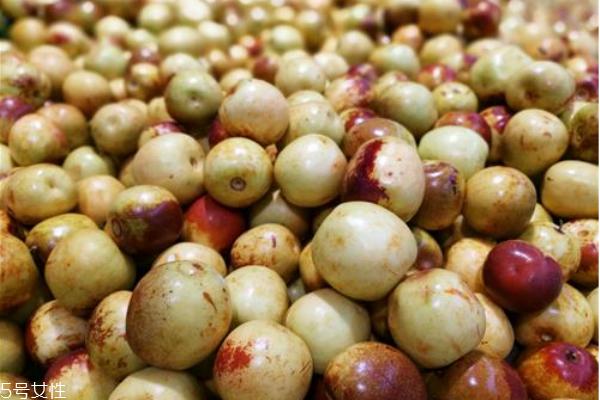 冬枣不能和什么一起吃 冬枣的食用禁忌