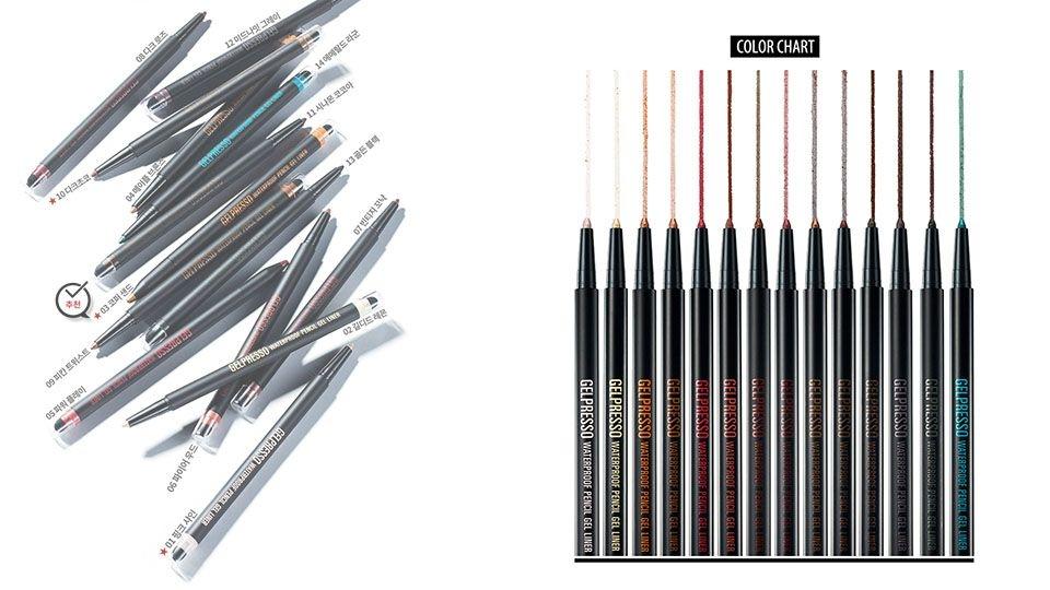 哪一种眼线笔适合新手图片