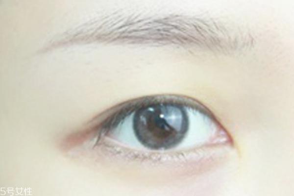 眼妆化妆技巧图片