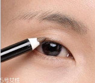 丹凤眼怎么画眼妆图片图片