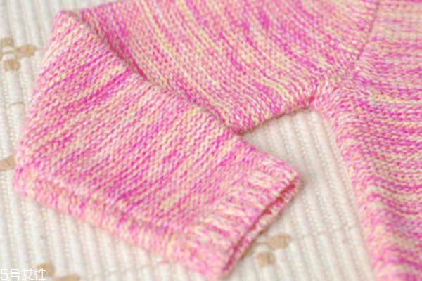 毛衣松垮怎么恢复 3步骤还原松掉的针织毛衣