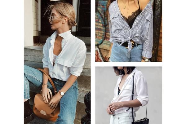 蕾丝吊带背心怎么搭配 5种搭配时尚又性感