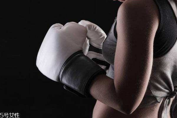 拳击可以减肥吗 时下最in的减肥方式