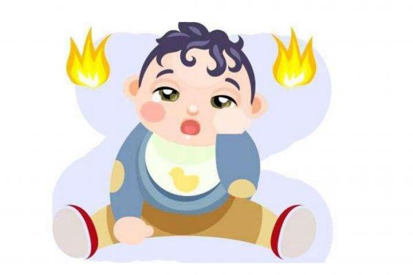 宝宝上火怎么办 做到这些告别上火