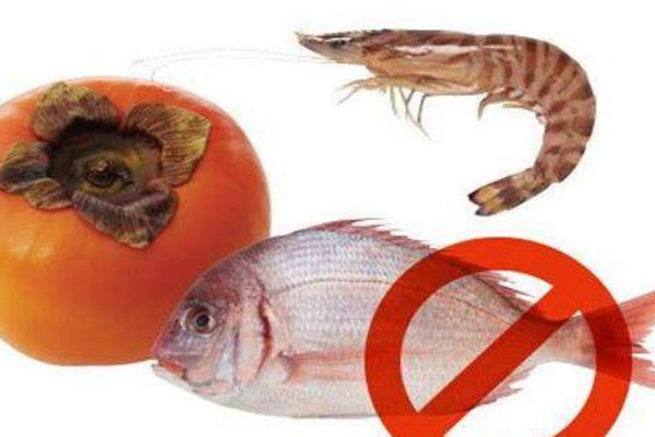 柿子不能和海鲜一起吃吗 吃柿子要注意这些