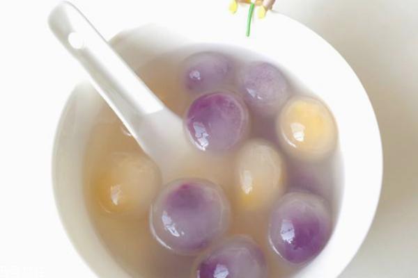 水晶汤圆透明皮怎么做 水晶汤圆的做法