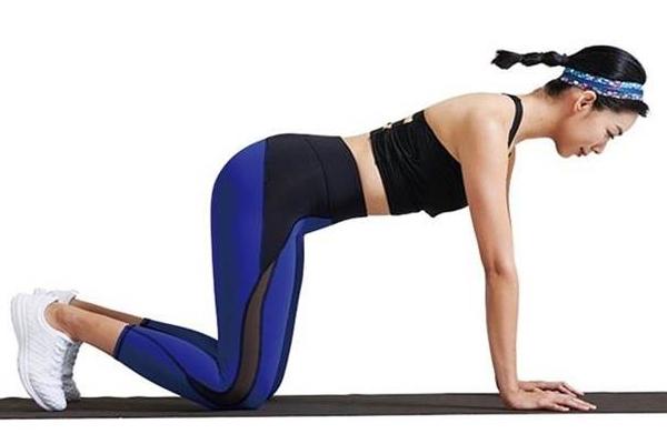 孕妇怎么运动减肥图片