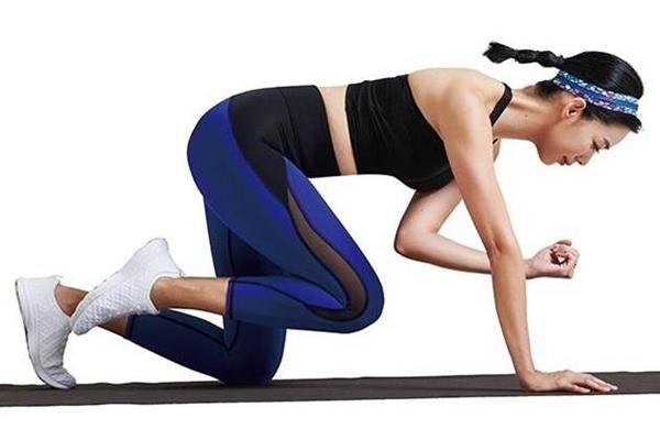 孕妇适合哪些运动减肥图片