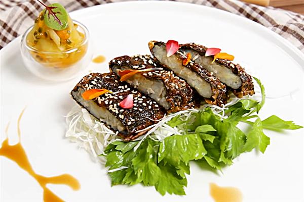 素烧鳗鱼怎么做好吃图解