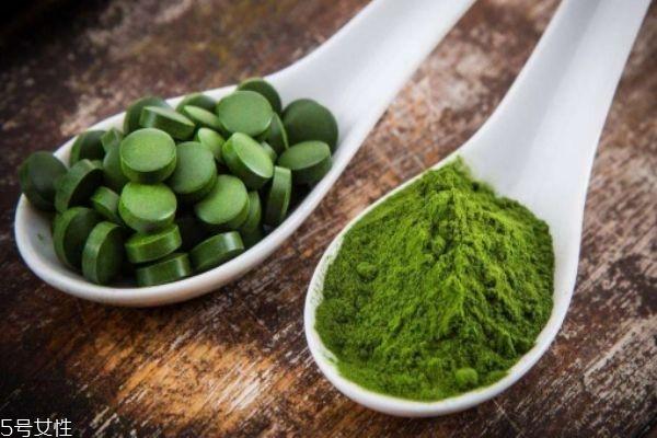 螺旋藻适合什么人吃 螺旋藻的营养价值