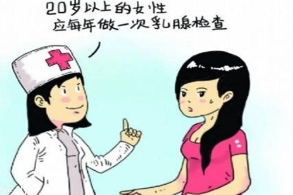 乳腺癌会遗传吗 诱发乳腺癌的原因