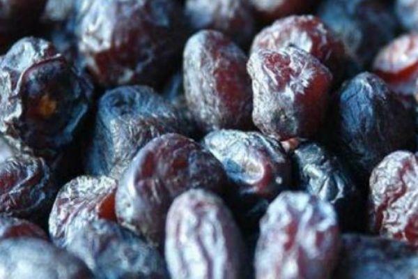 黑枣一天吃几粒为宜 黑枣怎么吃最好