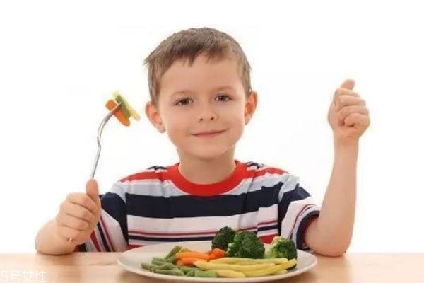 孩子不吃蔬菜怎么办 8招教你解决