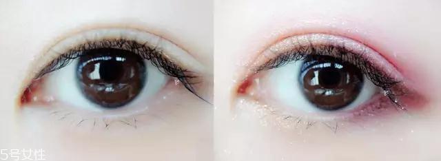 爱茉莉金色眼影怎么画好看图片