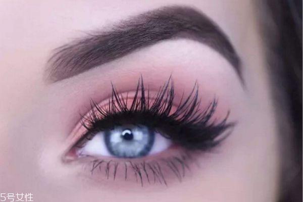 紫色眼影怎么画好看视频图片