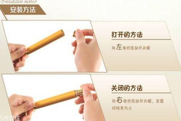 黄金棒怎么换电池 黄金棒使用方法