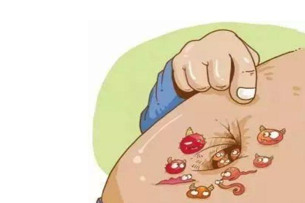 肚脐为什么不能用手抠 那该如何清洗肚脐