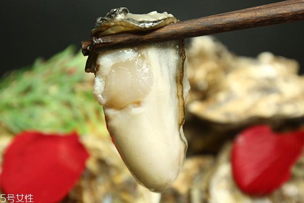 国产生蚝能生吃吗 达到生食标准的非常少